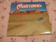 Mustang, Where To From Here, Look Records, Signed on rear