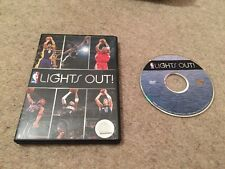 NBA Lights Out - Basketball DVD (Region 3)