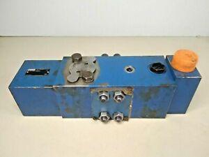Rexroth FD 32 FB 21/400B06V MNR: R900513267 Hydraulic check valve - NEW SURPLUS