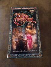 The Dark Crystal (VHS, 1999)