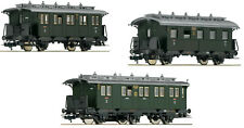 Fleischmann H0 481804 DRG Nebenbahn Personenzugset (3) Neu/ovp