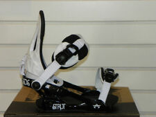New 2014 Rome Strut Womens Snowboard Bindings Size S/M White