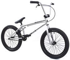 KHE BMX Fahrrad COPE FS LIMITED silber  20 Zoll nur 10,8kg!