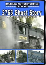 2765 Ghost Story Nickel Plate 765 as C&O 2765 DVD New River GorgeNKP
