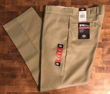 Dickies 874 Original Fit Work Pants KHAKI Beige 38x34 NEW