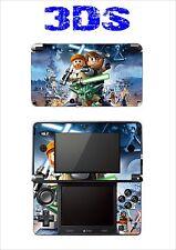 VINYL SKIN STICKER FOR NINTENDO 3DS REF 193 LEGO STAR WARS