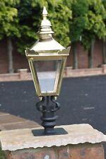 Garden Light Outdoor Landscape Lawn Walkway Lamp Post Lantern Pillar 30206