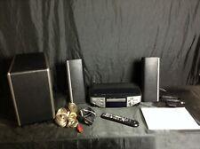 Denon S-302 Full Entertainment System 3-Speaker DVD Home Theater System UTW