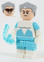 LEGO MARVEL COMIC QUICKSILVER MINIFIGURE X-MEN CLASSIC - MADE OF GENUINE LEGO