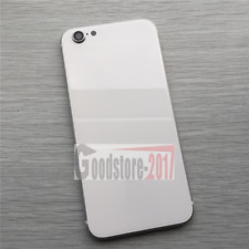 For  iPhone 8 & 8PLUS  Replace Housing Back Cover Metal Glass Case With Logo