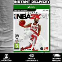 NBA 2K21 2021 Xbox One NO CD/KEY🎮(Read Description) 5 Sec delivery 🔥