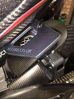aprilia rsv4 rear foot hanger camera mount Kelfab