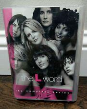 The L Word Complete TV Series Season 1-6 (1 2 3 4 5 6) BRAND NEW 24-DISC DVD SET