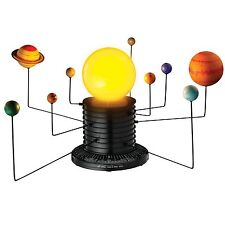 Educational Science Motorized Solar System Earth Planets Astronomy Sun Model NEW