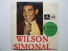 WILSON SIMONAL - A PRAÇA+3 45/7 EP BRAZIL IMPERIAL AFRO FUNK SOUL GROOVE SAMBA