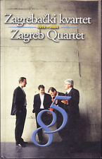 Zagreb Quartet, 85th Anniversary Book &  Two CDs,