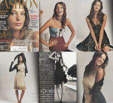 US Fashion Claudia Schiffer,Daria Werbowy