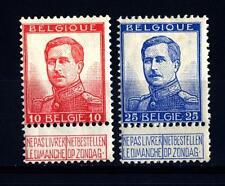 BELGIUM - BELGIO - 1912-1913 - Alberto I