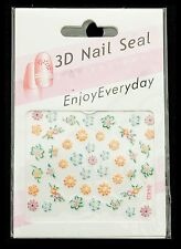 Bindi Fleur Bijou Decoration Stickers Autocollant pour Ongles Art Nail  3174