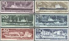 DDR 1693-1698 (kompl.Ausgabe) postfrisch 1971 Schiffbau