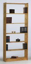 Bücherregale aus Massivholz mit Regalfächer 6