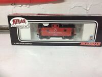 Ho scale Atlas Trainman Delaware & Hudson cupola caboose item number 1137