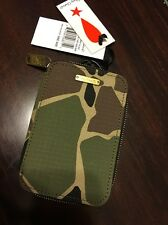 PLAY CLOTHS EASY STREET KEY HOLDER POUCH LIMTED CAMO NEW!