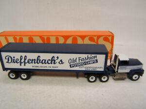 Winross Dieffenbach's Old Fashion Potato Chips 25th Ann. Womelsdord PA MIB