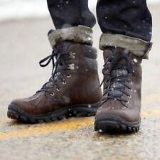 TIMBERLAND Chillberg Mid Waterproof Winter Boots Brown - Men's 11.5 - $125