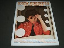 1961 OCTOBER 31 SBI SHOW BUSINESS ILLUSTRATED MAGAZINE - JUDY GARLAND - ST 4969
