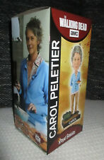 CAROL PELETIER The Walking Dead Royal Bobbles, Bobblehead, Cabeza Grande 20cm