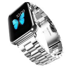 Correa de Reloj Banda Acero Inoxidable Para Reloj iWatch serie 5/4/3/2/1 38-44mm de Apple
