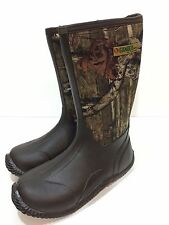 Gander Mountain Wet Trek Slush Boys' Waterproof Hunting Boots Youth Size 5