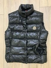 Auth MONCLER Vintage Down Puffer Quilted Gilet Vest Jacket