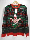 Spongebob Squarepants Ugly Christmas Sweater Patrick Men's Size Large