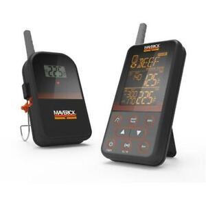 MAVERICK Funkthermometer XR-40 Extendet Range Wireless BBQ Fleischthermometer