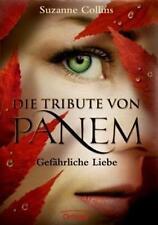 Gefarliche Liebe (Die Tribute Von Panem 2) (German Edition)-ExLibrary