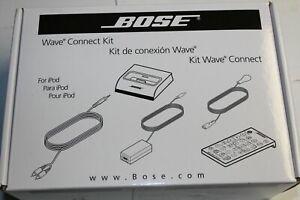 Bose Wave Connect Kit for iPod Docking Station 347759-0010