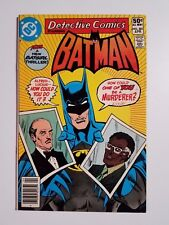 Detective Comics #501 VF/NM (DC,1981) Batman, Lucius Fox and Alfred!