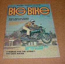 2/1974  Big Bike Magazine