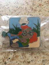 Disney  STITCH PUZZLE PIECE Trading Pin FREE LANYARD U PICK BOY/GIRL