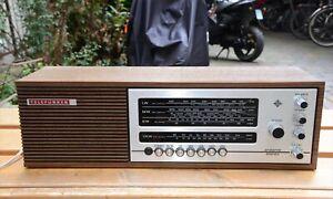 Radio Telefunken andante stereo Vintage retro Transistorradio funktionstüchtig