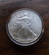 2008 Silver American Eagle. 1oz Silver. BU Condition. NEW ITEM!!