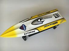 H625 Electric RC Sport Racing Boat Speed boat Model 75km/h RTR ESC Motor Battery