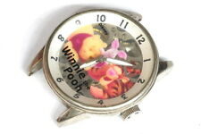 Winnie the Pooh Chinese handwind watch for PARTS/RESTORE
