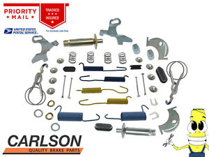 """Complete Rear Brake Drum Hardware Kit for Ford Falcon 1967-1968 1970 w/ 10"""" x 2"""""""