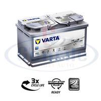 BATTERIE VARTA E39 AGM START-STOP PLUS 70AH 760A POS. OUI ULTIMA GÉNÉRATION