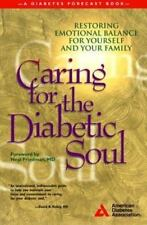 Caring for the Diabetic Soul, American Diabetes Association, 0945448813, Book, A