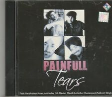 painfull tears By harbhajan Maan,Amrinder Gill,Madan maddi,Lehmber,malkit  [Cd]
