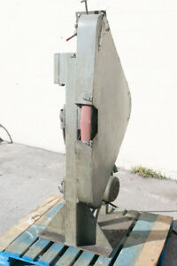 "Dayton Knife Floor Standing Belt Sander 3"" x 120"" 1.5HP ""VIDEO"""